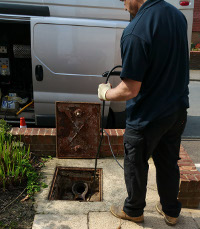 Drain clearance in Wimbledon and Raynes Park
